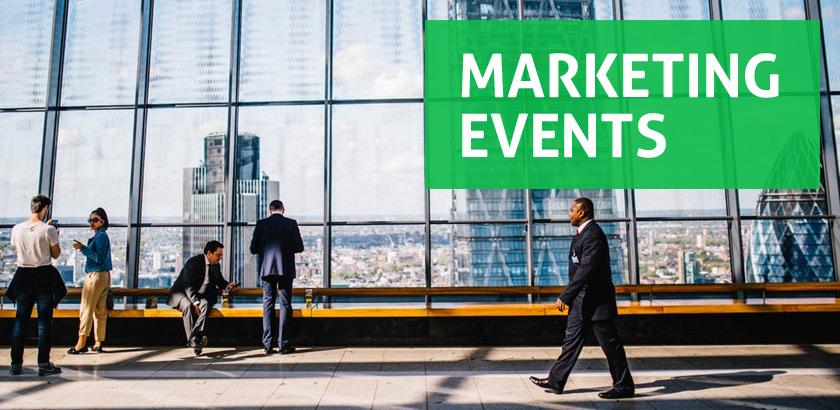 Eventos de Marketing