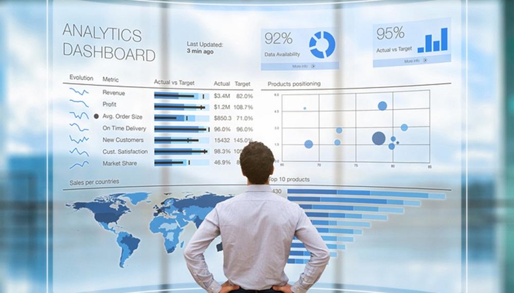 transformar dados brutos em insights de negócios